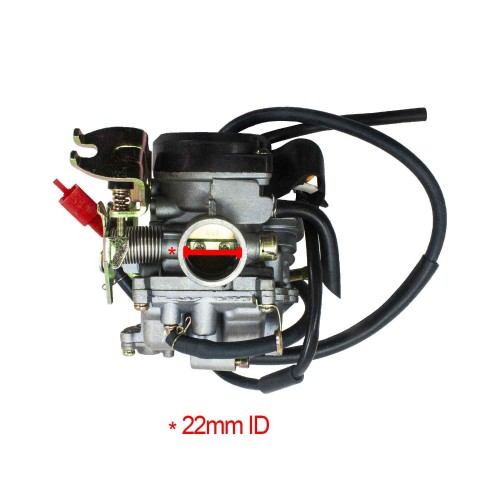 50CC CVK PERFORMANCE CARB 22MM
