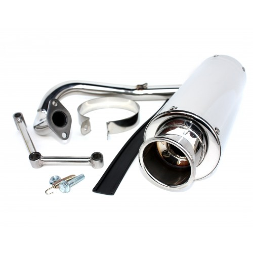 50CC PERFORMANCE EXHAUST