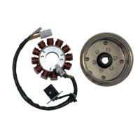 STATOR ASSEMBLY - 150CC - 12 POLE