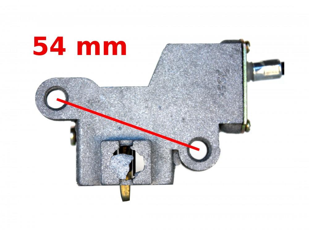Key Switch and Lock Set Wolf RX 50